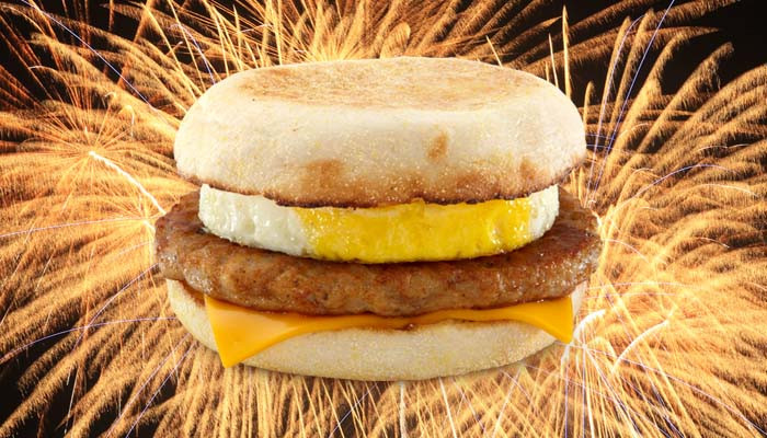 sausage-mcmuffin-party